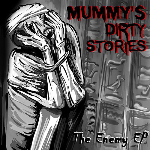 The Enemy EP cover